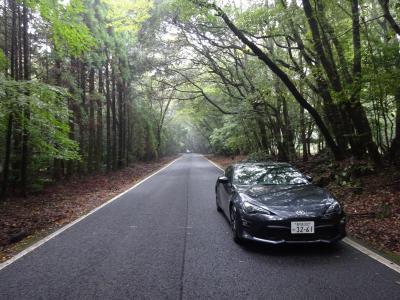 トヨタ86で行く佐多岬ドライブ