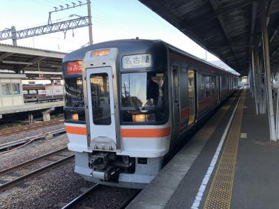 2020年12月東海鉄道旅行9(快速みえ号で鳥羽駅往復)
