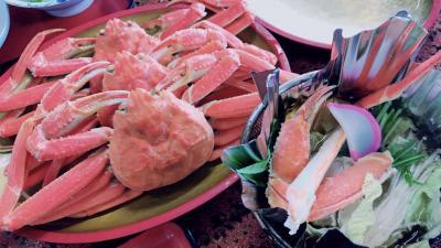 海の駅千鳥苑でずわい蟹三杯の昼食がメインイベントの日帰りバスツアー