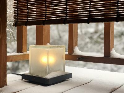 【冬の1泊2日】母娘で高級旅館 湯の花荘とステーキランチ
