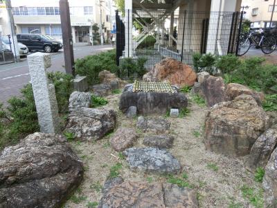 徳川秀忠公の誕生の井戸