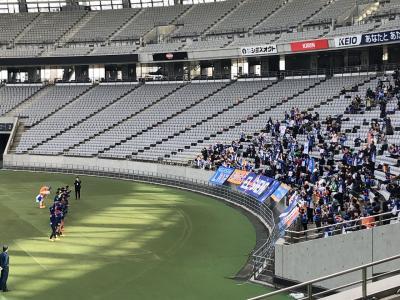 2020J2リーグ 東京V  vs V長崎戦観戦記