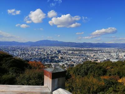京都・神戸へGo To③(京都水族館~岡崎公園周辺)
