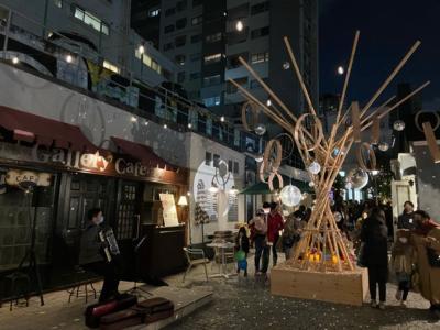東京・目黒街角クリスマス2020