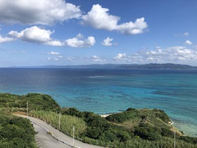 6歳娘と2泊3日で沖縄★友達家族と冬の本部半島ドライブ×体験ざんまい