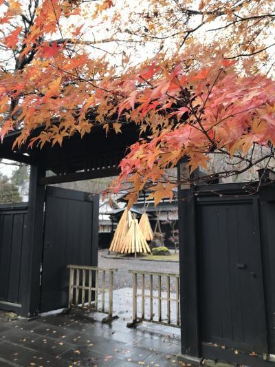 タイムトラベル -- 秋田からの山形そして長野 その1・角館武家屋敷