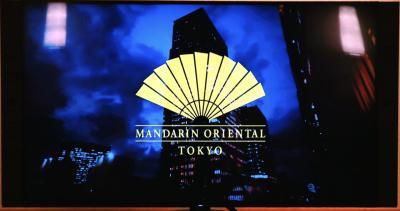 マンダリンオリエンタル東京 で夜景に☆バーに☆酔いしれる~~♪おひとりさまホテルステイ☆