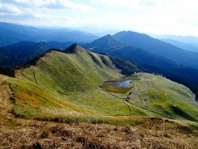 奈良の山旅♪倶留尊山&山上ヶ岳
