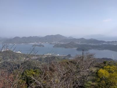 週末土日♪しまなみ&ゆめしま海道を船で巡ります(3)弓削島から佐島、生名島、岩城島編