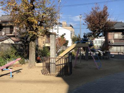 平安京今昔、西寺跡~羅城門跡~東寺