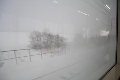 GOTO東北へ、青森行こう!大雪と脅かされ、「一戸~八戸」を通り各駅停車でGOGO青森へまちなかおんせん篇