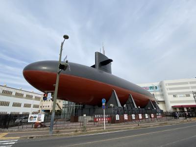 2020年2月 西日本移動性旅行-2 呉から広島駅を経由して宮島へ