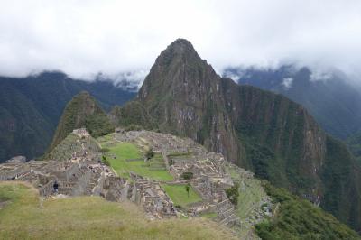 南米旅行 マチュピチュ観光③
