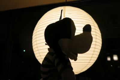 グーちゃん、忘年合宿で湯谷温泉へ行く!(こはく営業部鳥!ありがとう!編)
