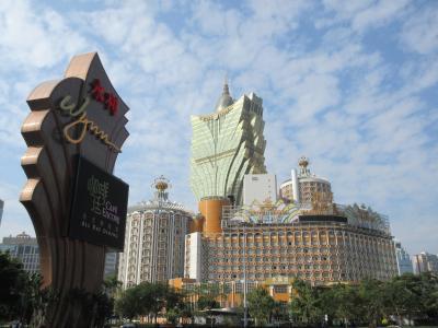 2020年1月マカオ旅行記(誕生日祝い旅行)グランドリスボアホテル