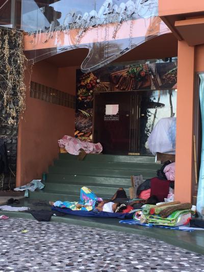 パタヤ生活2020年12月(下)☆コロナで貧困、玄関拝借