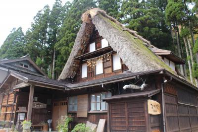 旅仲間と富山の食と民俗を満喫②