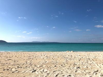 冬の沖縄 オクマ プライベートビーチ&リゾート 子連れ旅