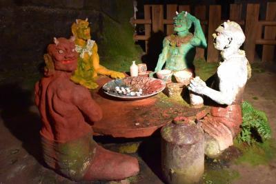 ハニベ巌窟院と遊泉寺銅山跡2020~地獄めぐりとコマツのルーツ~(石川県小松)