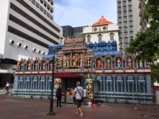 シンガポールは、他の宗教もリスペクト