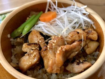 奥多摩で美味しい釜めし&絶品♪虹鱒の干物焼き♪ って・・ここも東京都なのよねぇ~(^^;