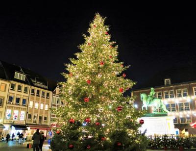 ドイツ デュッセルドルフ 2020クリスマス Weihnachten zu Hause
