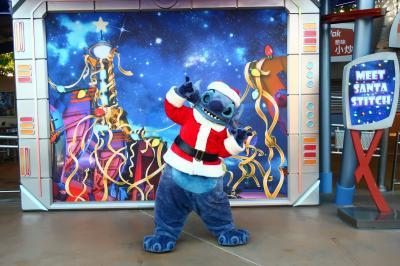 香港★クリスマス仕様の香港ディズニーランドぶらぶら