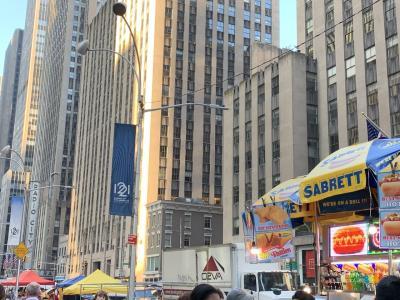 タイムズスクエアに滞在してミュージカル、買い物を楽しむ4日間~3日目・4日目~(大規模停電発生!)