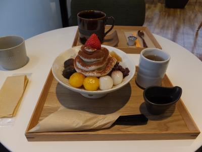石川県金沢市◆和カフェ『cafe甘本店』『和味』『cafe甘杜の里店』2020/12/20・23・02・05