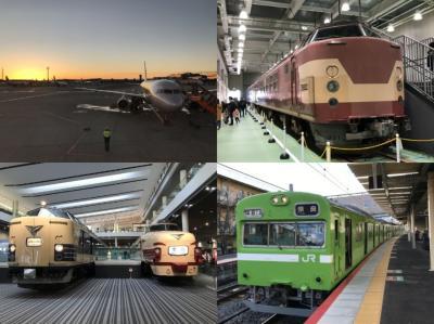 京都鉄道博物館へ「443系」を見に行ってきました。