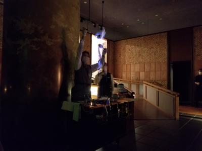 ホテル川久「王様のブッフェ」