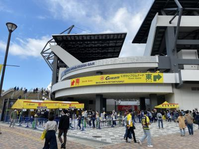 【2020】Jリーグ アウェー観戦 九州遠征 旅行記【1日目/北九州編】