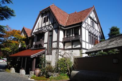 県内旅行で箱根強羅から箱根塔ノ沢へ。①高級旅館の強羅花壇でランチ