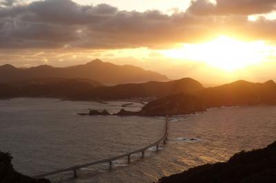 '20.12 土日で甑島に一人旅...ついでに串木野散策
