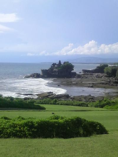 【回顧】バリ島2010:ゴルフ旅