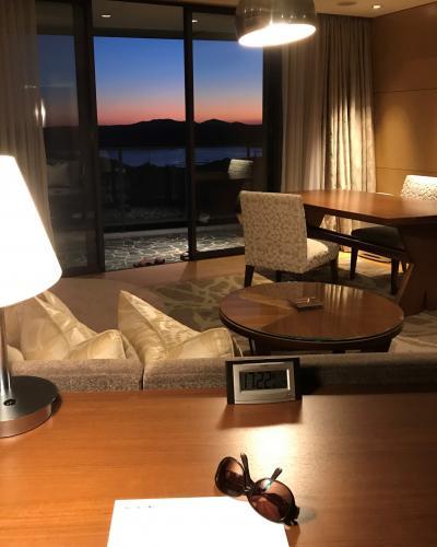 2020年11月志摩観光ホテルザ・ベイ・スイートへ行ってみよう♪英虞湾一望のラグジュリアススイートでのんびり…☆☆