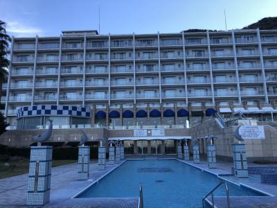 戸田漁港でランチを頂き西伊豆クリスタルビューホテルさんに泊まりました。