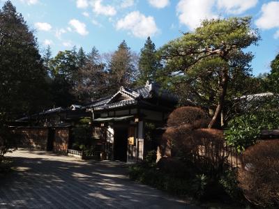 2020年12月箱根3日目<太閤の滝・富士屋ホテルご近所の熊野神社と箱根神社・GoToトラベル>