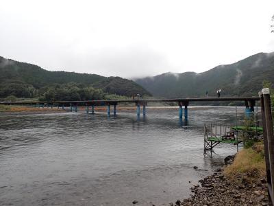 初めての四国へ・・4日目足摺岬から四万十川の沈下橋そして愛媛県へ♪