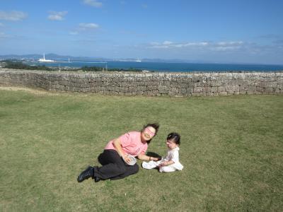 ☆☆☆孫娘と過ごす沖縄ブセナの旅☆☆☆ 2020