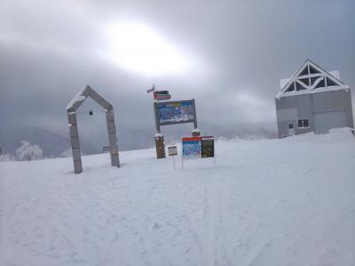 2020-21シーズン 1発目 キロロに行ってきた。 今シーズンは雪が多くて期待できる。