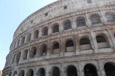 2019年夏イタリア11泊13日★カプリ島・ローマ・フィレンツェに泊まる★⑩ローマ観光前半