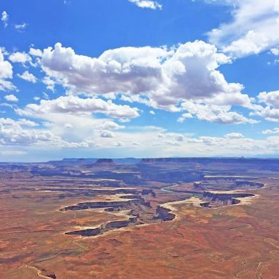 アメリカ グランドサークル キャニオンランズ国立公園