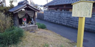 33-御嵩宿~伏見宿~太田宿~鵜沼駅(12/15 18km 37000歩)