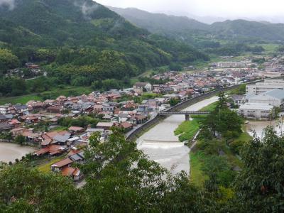 長崎から遥々、山陰へ☆山陰のモンサンミシェル~山陰の小京都へ