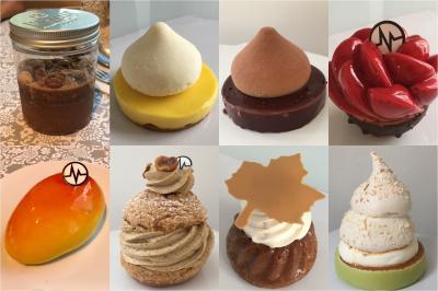 至福のケーキ屋巡り:クリストフ・ミシャラクのケーキ・ベスト8
