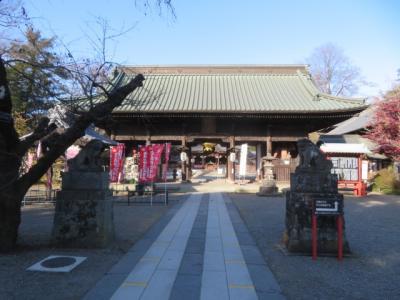 熊谷市の妻沼聖天山歓喜院を参拝・散策しました