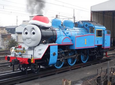 Christmas Eve in 2020  GO TO Ⅱ・・・・・②トーマスフェア