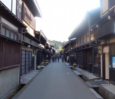 現実逃避 飛騨高山へ1泊2日の癒し旅