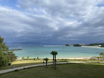 ハレクラニでのんびりの沖縄滞在。嵐のJAL先得CMで有名になった古宇利島・ハートロックも見てきました。